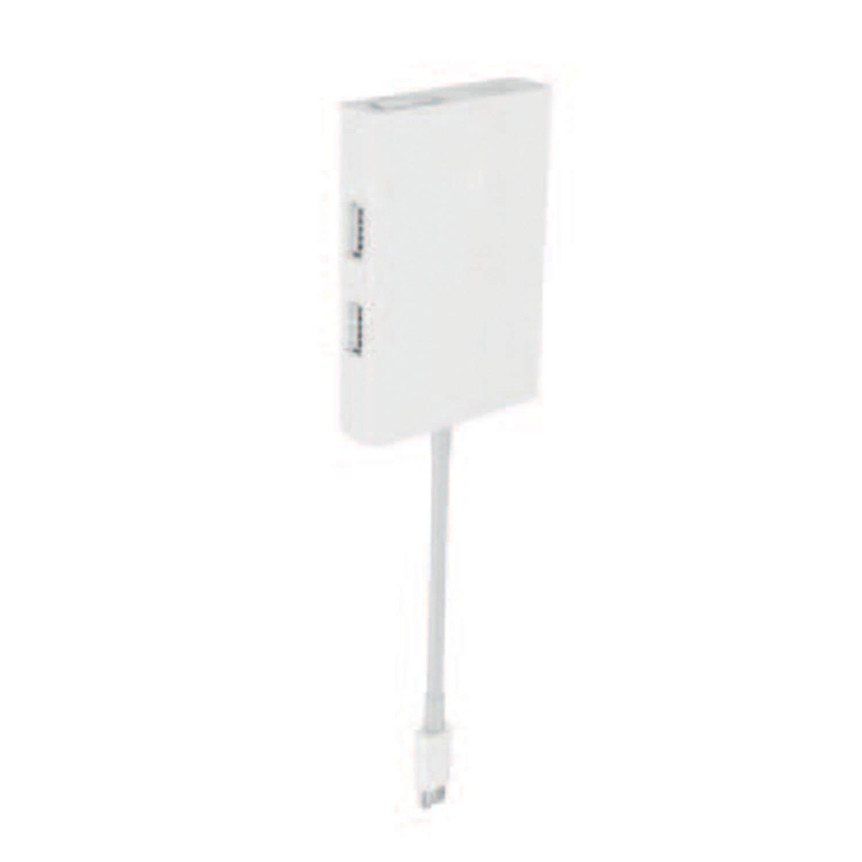 Mi Type-C Hub USB VGA Gigabit Ethernet ve Şarj Kablosu