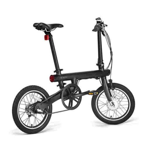 Mi Taşınabilir Elektrikli Katlanabilir Bisiklet